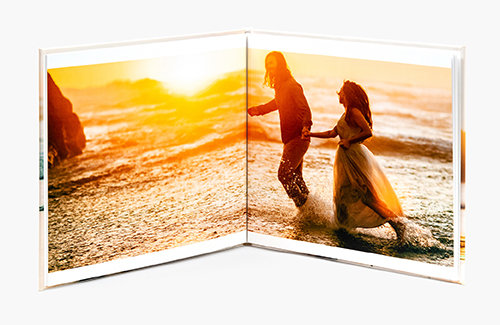 Artsy Couture's expanded line of Photo Books allow you to select from three premium paper types: Premium Semi-Gloss, Pearl and Linen.